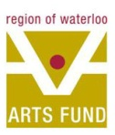 Logo: Region of Waterloo Arts Fund