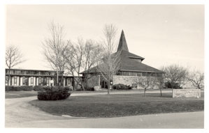 Photo: Carmel New Church 1960