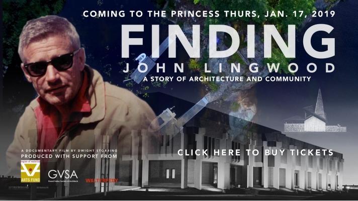 Finding John Lingwood Poster- Landscape-website