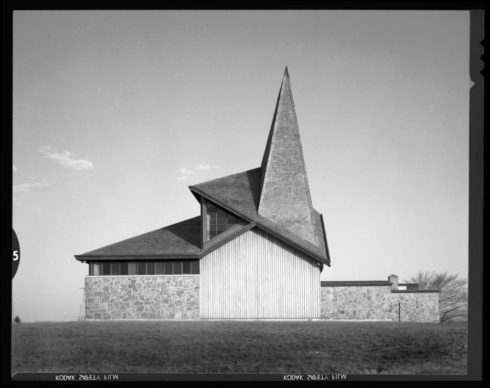 Carmel New Church - 04 - 1960